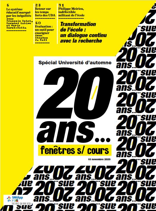 FsC - UA - 20 ans
