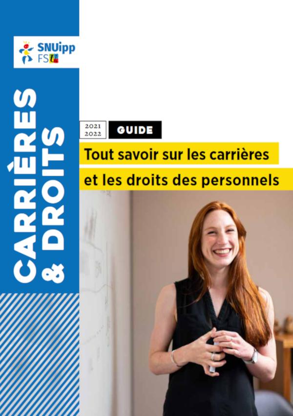 Guide Carrière